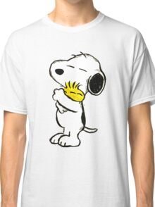 Snoopy and Woodstock Classic T-Shirt