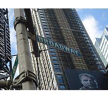 New York City - Broadway  Photographic Print