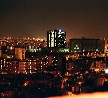 small cities big flats / ground three by verivela