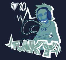 Funky Dealer  T-Shirt