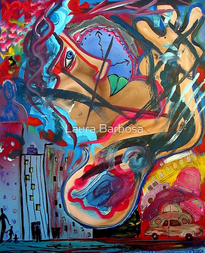 Hidden Angel by Laura Barbosa