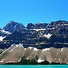 Bow Lake Ice Fields Parkway by Luann wilslef