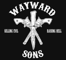 Supernatural - Wayward Sons Kids Clothes