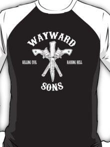 Supernatural - Wayward Sons T-Shirt