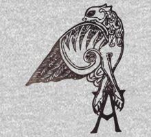 Angel's Tattoo One Piece - Short Sleeve