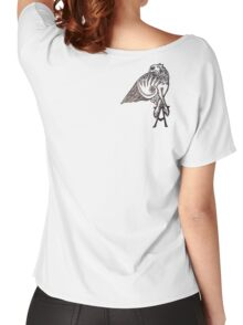Angel's Tattoo Women's Relaxed Fit T-Shirt