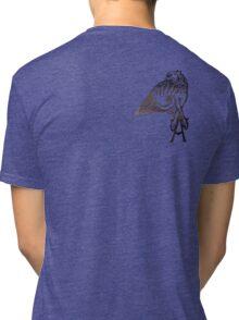 Angel's Tattoo Tri-blend T-Shirt
