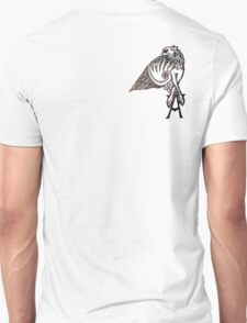 Angel's Tattoo Unisex T-Shirt