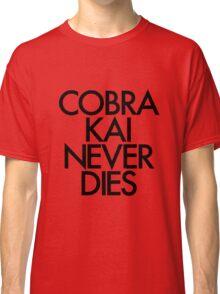 Cobra Kai Never Dies 2 Classic T-Shirt