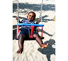 Swing me  Photographic Print