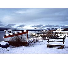 Atlin, British Columbia Photographic Print