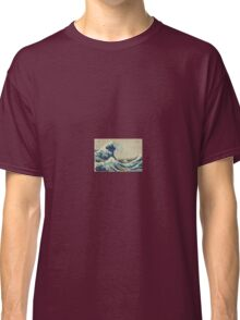 The Great Wave of Kanagawa Classic T-Shirt