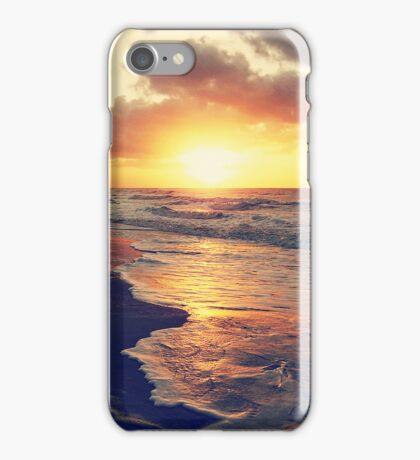 Atlantic Ocean Sunrise iPhone Case/Skin