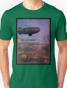 military exercises T-Shirt