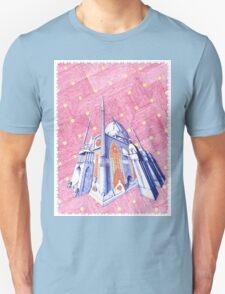 """""""The Temple Celeste"""" T-Shirt"""