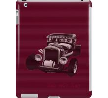 RED HOT RAT iPad Case/Skin