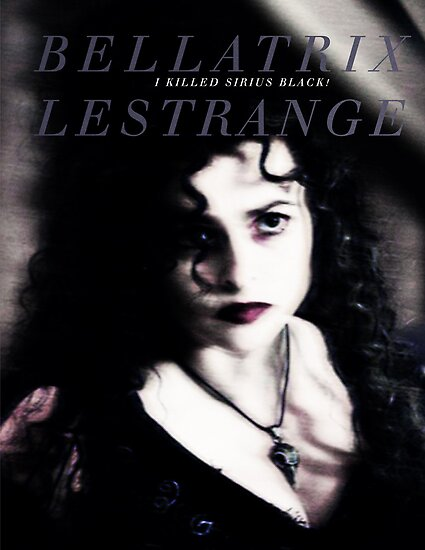 Bellatrix Lestrange by badwolfe