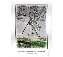 The Old Windmill at Bidston Poster