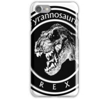 Tyrannosaurus Rex Emblem iPhone Case/Skin