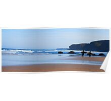 Morning at Watergate Poster