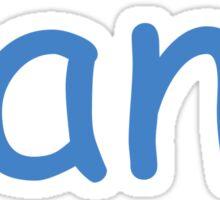 Comic Sans - Sans Sticker
