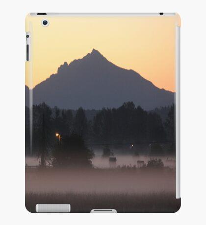 Cascade Sunrise iPad Case/Skin