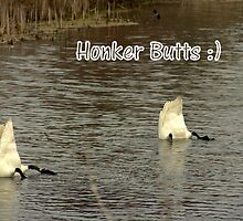 Honker Butts by Rich Fletcher
