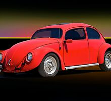 1966 Volkwagon 'Beatle Bug' by DaveKoontz