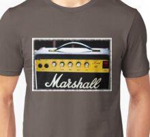 marshall 80's Lead 12 amp... Unisex T-Shirt