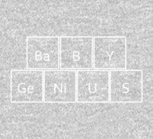 Baby Genius 2 Tee One Piece - Long Sleeve