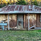 Hooter's Travels # 11 - Hill End NSW Australia by Phil Woodman