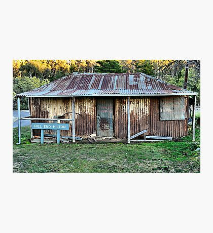 Hooter's Travels # 11 - Hill End NSW Australia Photographic Print
