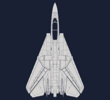 Grumman F-14 Tomcat by zoidberg69