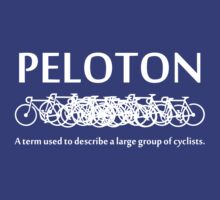 Terminology: Peloton (dark) by PaulHamon
