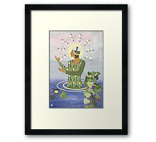 Nature by Rosie Louise Framed Print