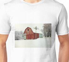Corn Crib Unisex T-Shirt