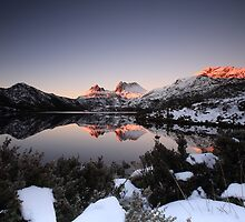 Shot of the Day at Cradle Mountain by tinnieopener