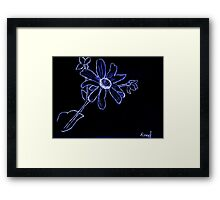 To the Guardians Framed Print