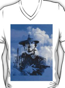 Clint in the clouds T-Shirt