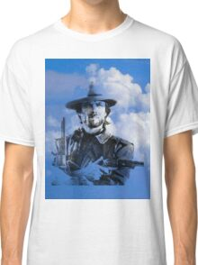 Clint in the clouds Classic T-Shirt