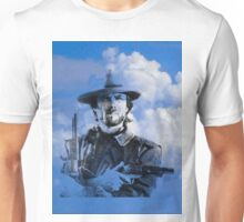 Clint in the clouds Unisex T-Shirt