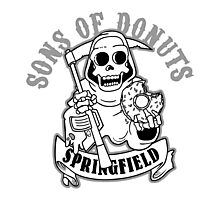 SONS OF DONUTS SPRINGFIELD Photographic Print