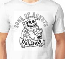 SONS OF DONUTS SPRINGFIELD Unisex T-Shirt