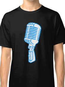 Old Microphone Design Classic T-Shirt
