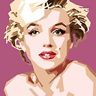 Marilyn by Douglas Simonson