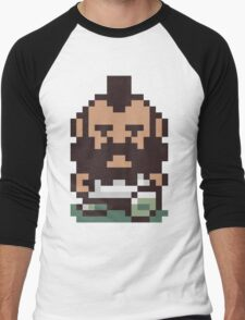 Mr. T ... Is that you? Earthbound / Mother 2 Men's Baseball ¾ T-Shirt