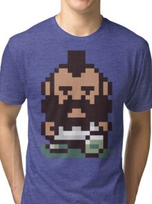 Mr. T ... Is that you? Earthbound / Mother 2 Tri-blend T-Shirt