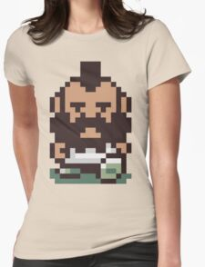 Mr. T ... Is that you? Earthbound / Mother 2 Womens Fitted T-Shirt