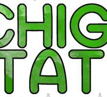 michigan state university michigan  Sticker