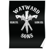 Supernatural - Wayward Sons Poster